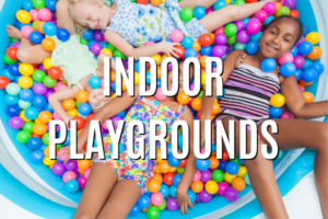 Indoor Playgrounds in Milwaukee - A MKE Moms Blog Resource