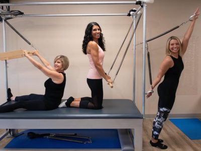 Precision Pilates - Milwaukee Area Fitness