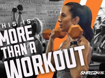 Milwaukee area fitness - Shred