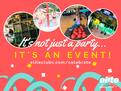 Birthday Parties at Elite