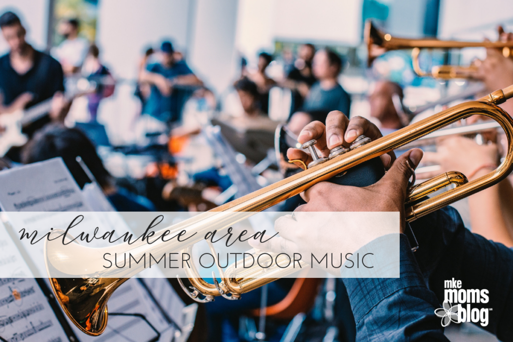 outdoor music in milwaukee