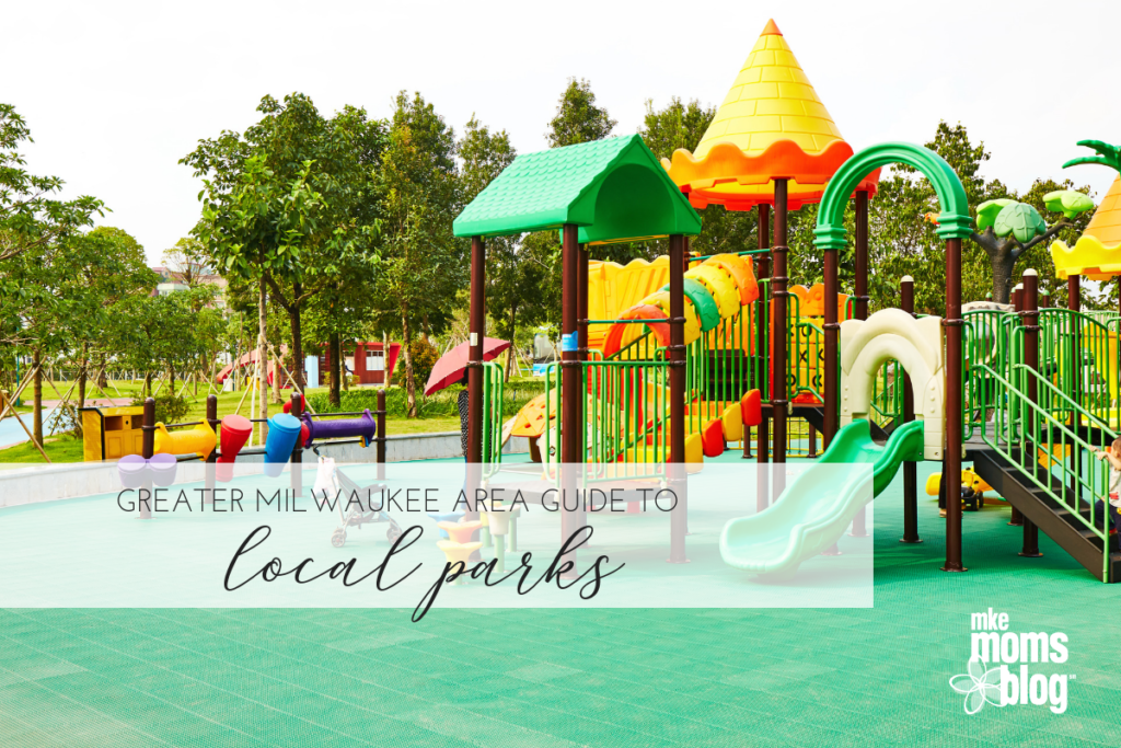 local Milwaukee parks - guide to summer