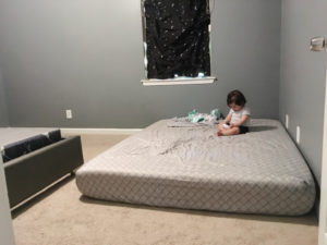 Airbnb with a toddler