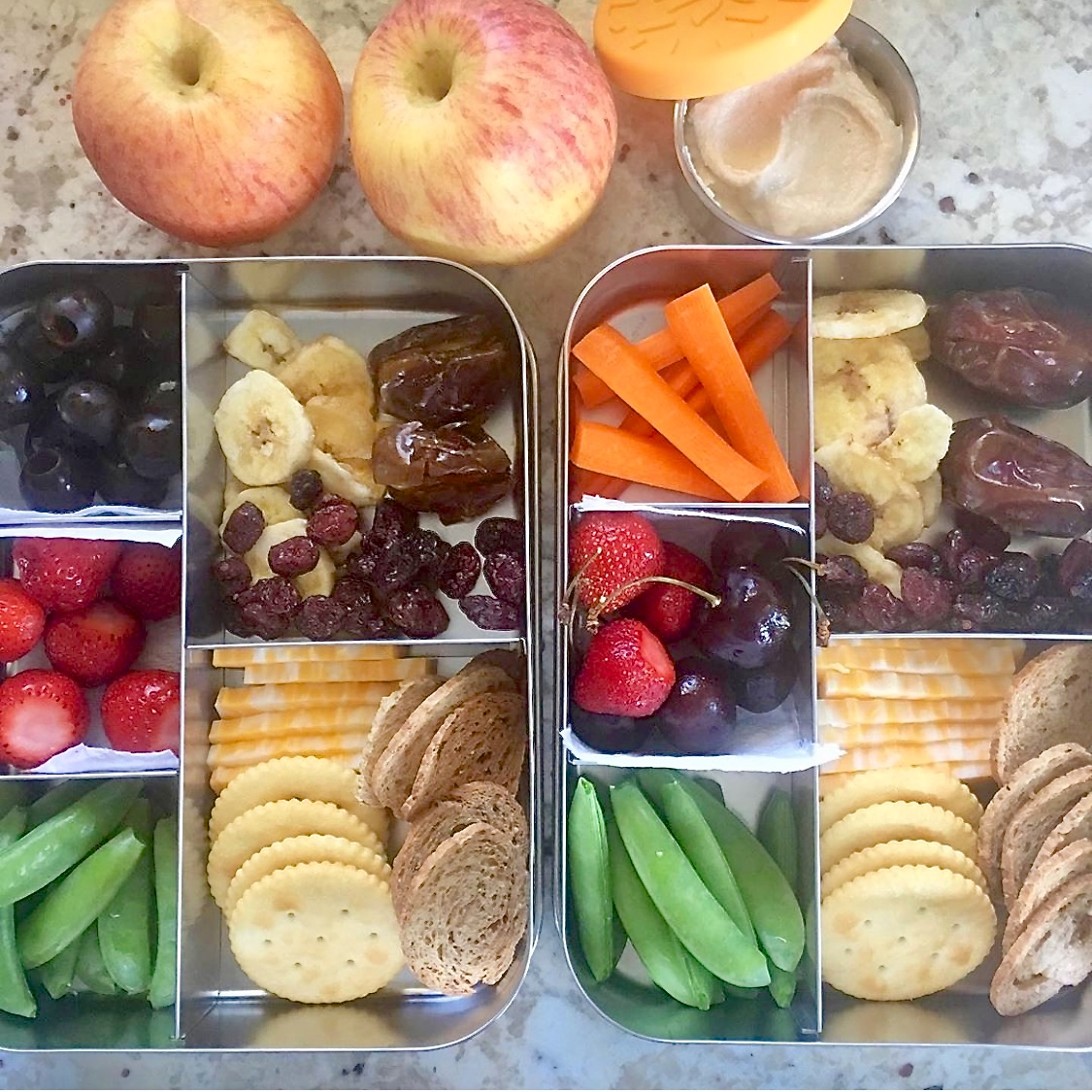 40 Healthy School Lunchbox Fillers