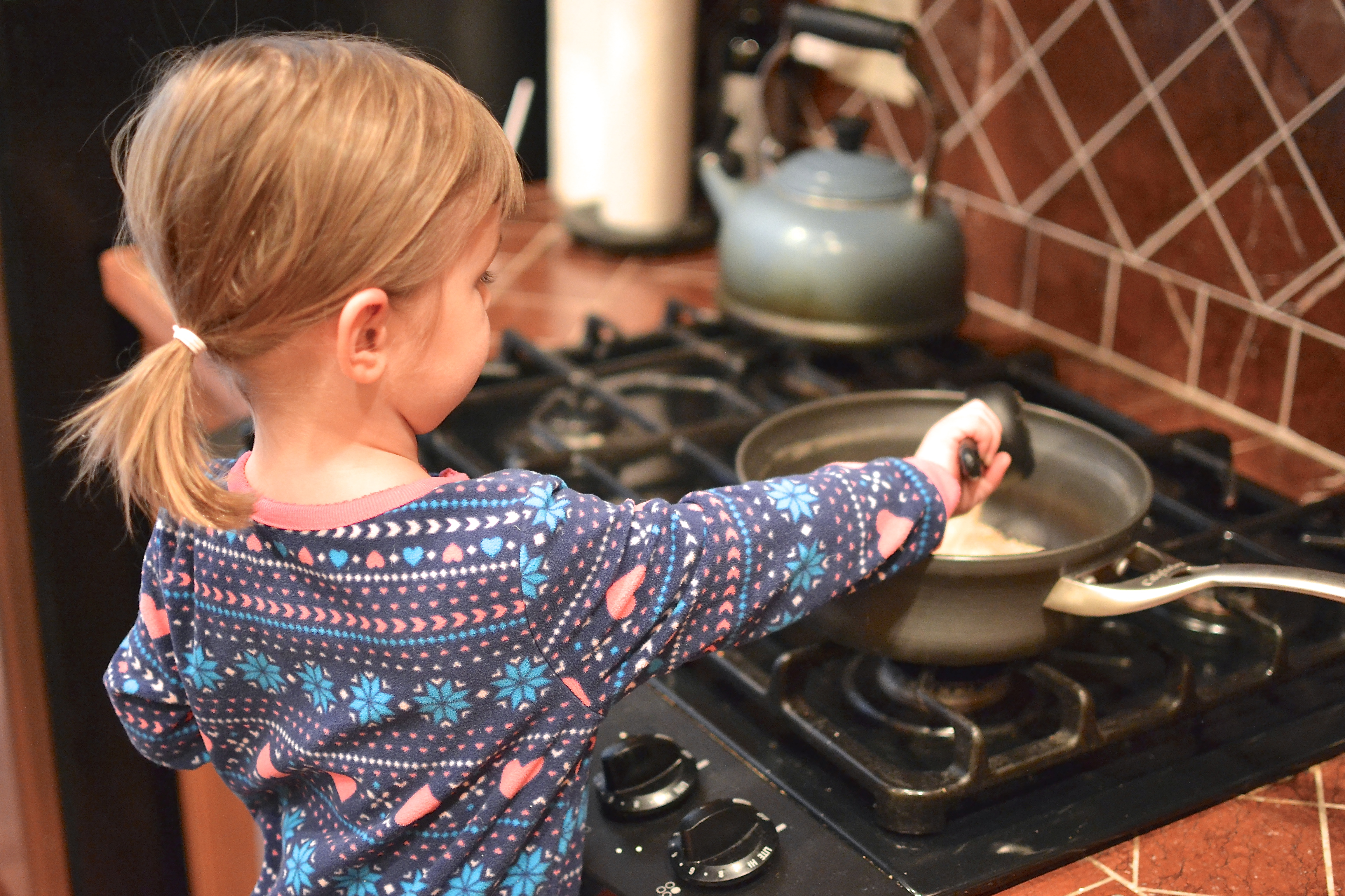 Cooking with Kids:: 5 Tips for Getting Started
