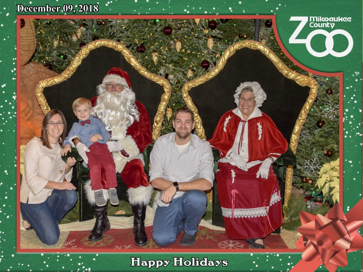 Breakfast with Santa - Zoo