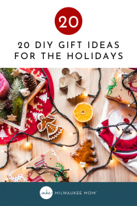 20 DIY gift ideas