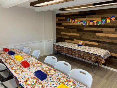 New birthday Party Room - Tosa Block Party
