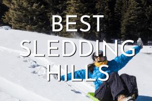 sledding hills