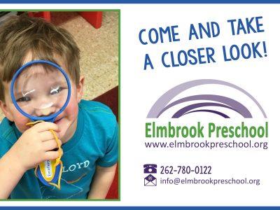 Elmbrook Preschool 400x300