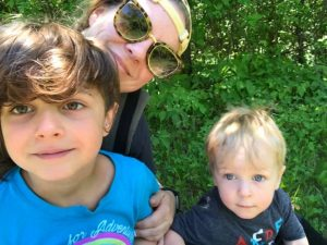 Milwaukee Hiking with kids