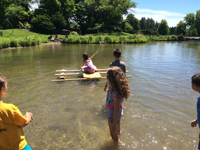 Lynden Sculpture Garden Summer Camp