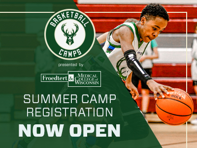 MKE Bucks Summer Camps