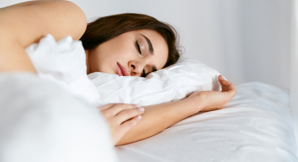 improve your skin with sleep