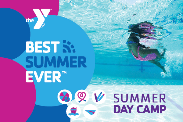 Summer camp at the YMCA 2020