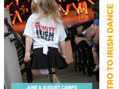 Trinity Academy of Irish Dance Feature image