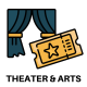 theater and art camp 2020