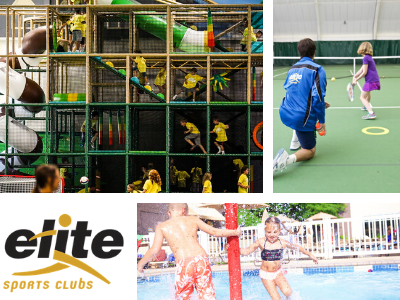 Summer Camp SCAMP at Elite Sports Clubs