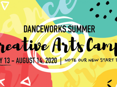 Danceworks Summer Camp 2020