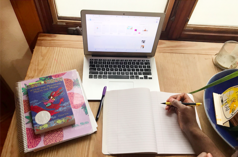 Teacher Mom :: My Thoughts on Online Learning during Social Distancing