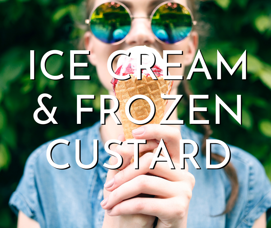ice cream and frozen custard in milwaukee