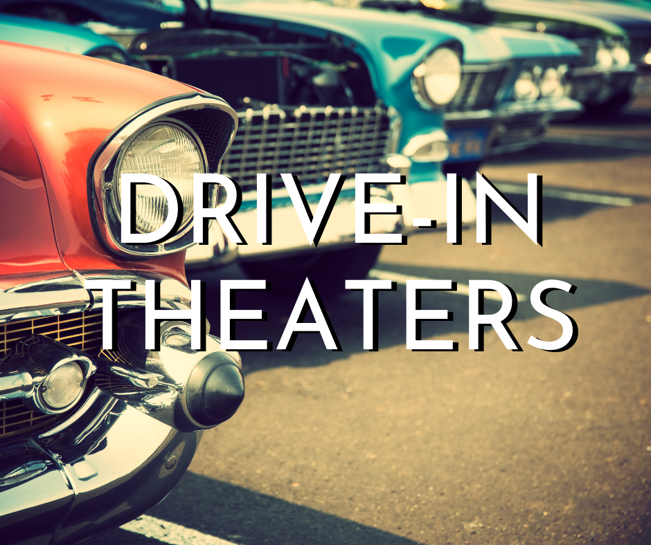 Milwaukee area drive-in theater