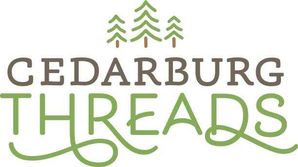 Cedarburg Threads Logo