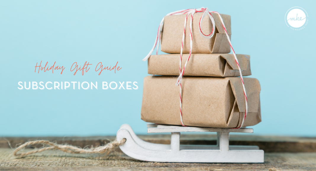 subscription gift boxes