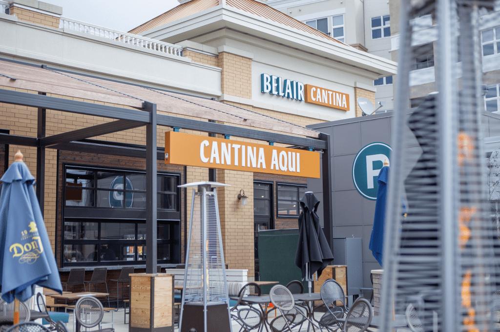 BelAir Cantina ice Bar