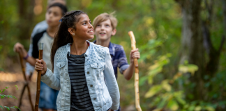 Nature Summer Camp Feature Image
