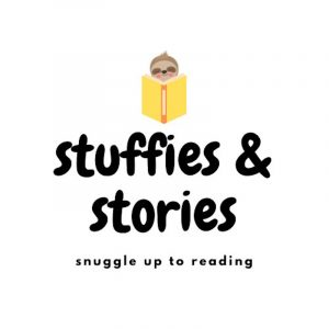 Stuffies and Stories logo